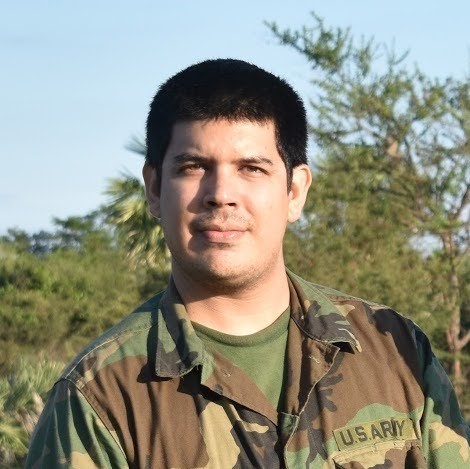 Mathías Rolón, fundador de Cuyer3D