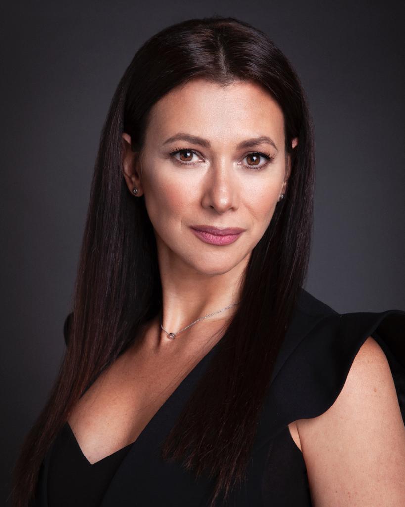 Carina Daher, presidenta de la Cámara de Empresas Maquiladoras del Paraguay (Cemap)