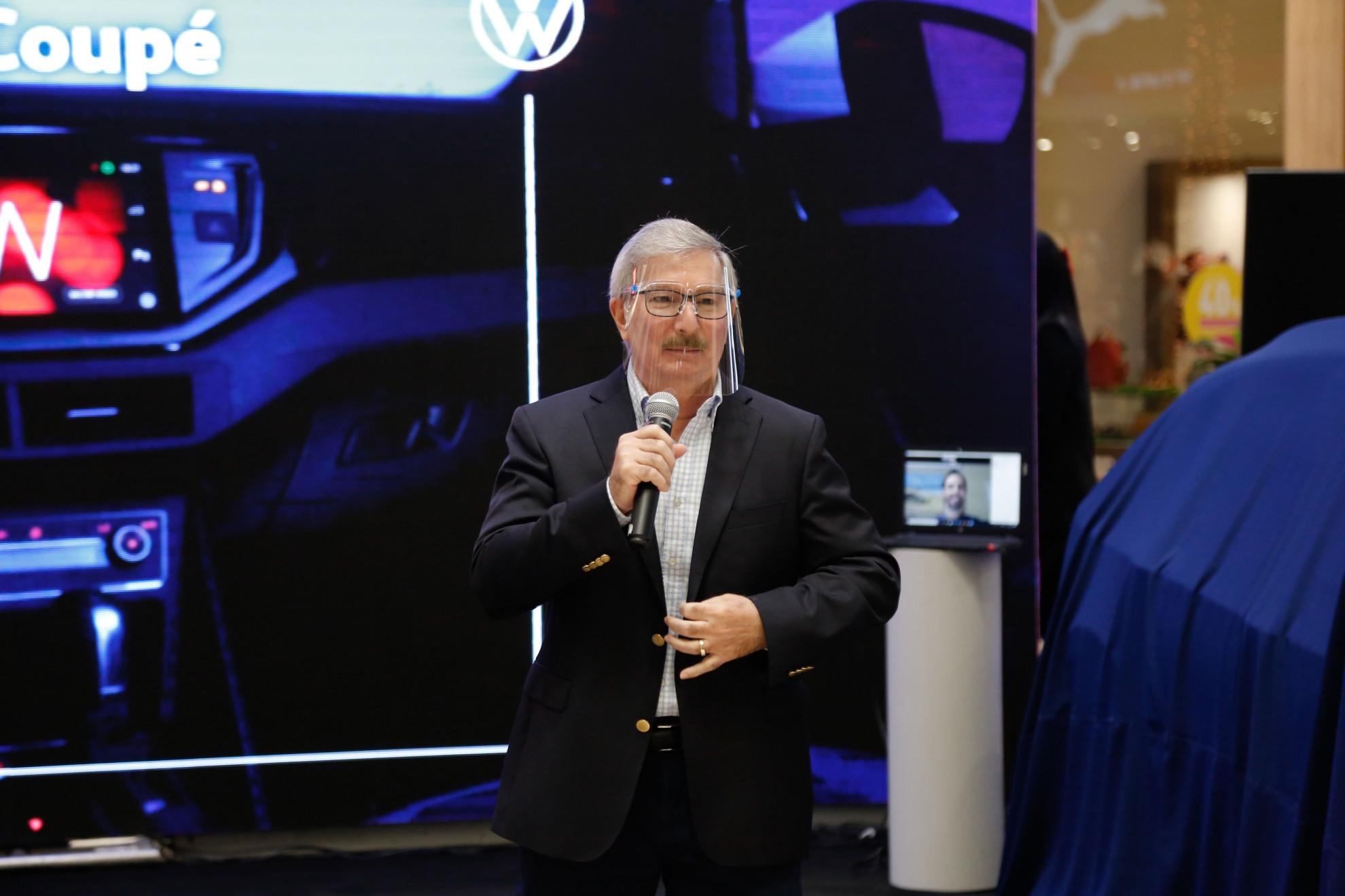 Miguel Carrizosa, presidente y director gerente de Diesa