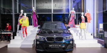 Perfecta acompaña los 50 años de compromiso cultural de BMW Group
