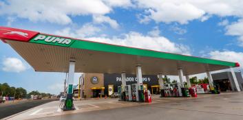 Puma Energy inauguró estación modelo