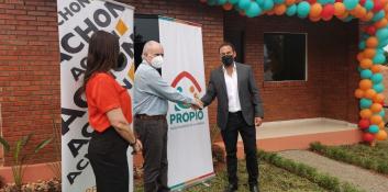Propio y Achón firman convenio