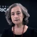 María Victoria Heikel, alumna de la Maestría en Gobierno y Gerencia Pública, Universidad Americana