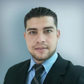 Miguel Leiva, docente investigador Universidad Americana