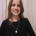 Universitaria Rocío Yacqueline Bogado Riveros (Presidenta del Centro de Estudiantes del Departamento de Economía y Administración, estudiante de la Lic. En Comercio Internacional, de la Universidad Nacional de Quilmes (UNQ)