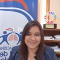 Doctora Sarita Aguirre, Directora del PNT- MSPBS.